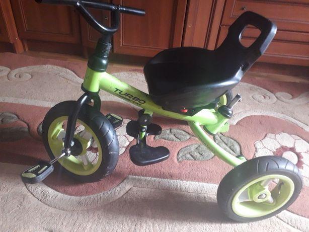 Трьохколісний велосипед