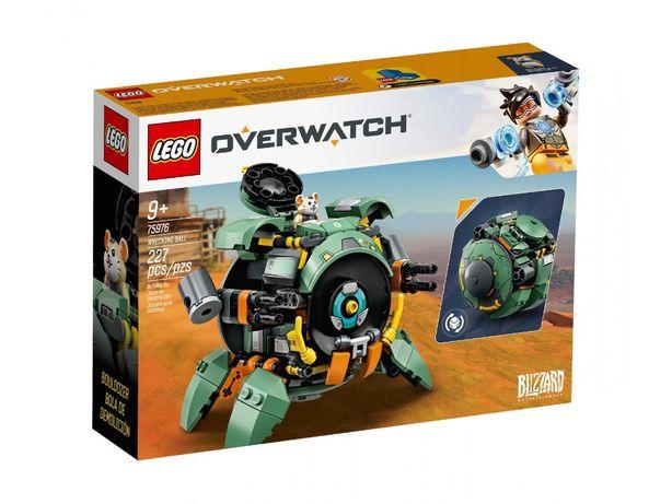 Nowe Lego Overwatch 75976 (dowóz gratis)