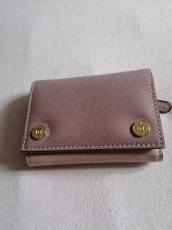 Piękny młodzieży portfel damski skórzany firmy Don Donna