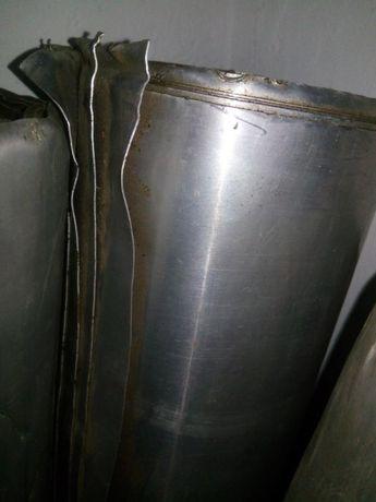 Лист алюминиевый 0,6-0,8 мм (120х200 см.)