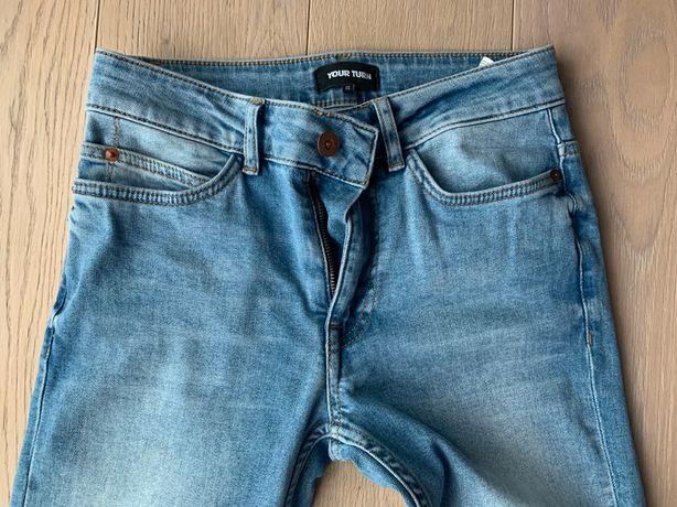 Nowe Jasne jeansy Your Turn