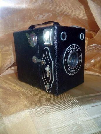 "Máquina fotográfica 1945 ""Goldstein Rallye Box Camera"""