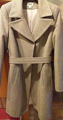 Płaszcze zimowe ocieplane z flauszu