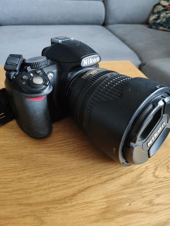 Lustrzanka Nikon D3100