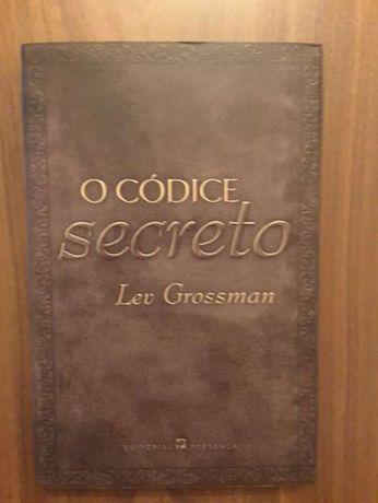 Lev Grossman - O Códice Secreto