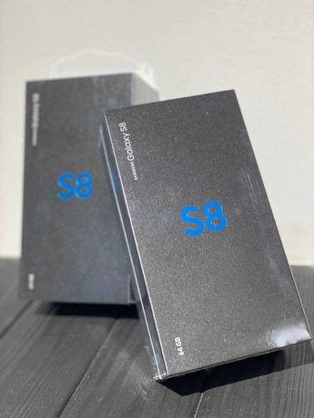 Samsung Galaxy S8 64GB SM-G950U Новый Полный комплект Запечатанный