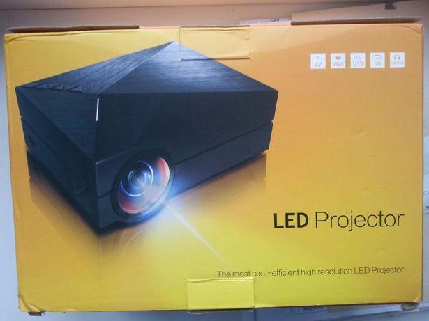 Новый LED проектор