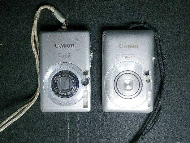 фотоаппараты Canon ixus 60 + 100is