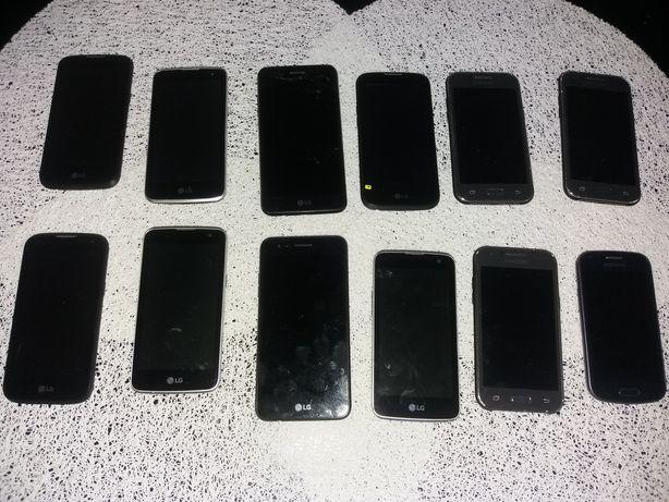 12 telefonów pilnie sprzedam