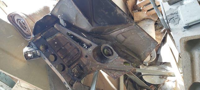 Fiat 125p polonez  Podłużnica ćwiartka fartuch lewa