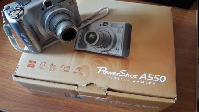 Фотоаппарат Canon A-550