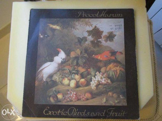 Lp exotic birds & fruit (procol harum)
