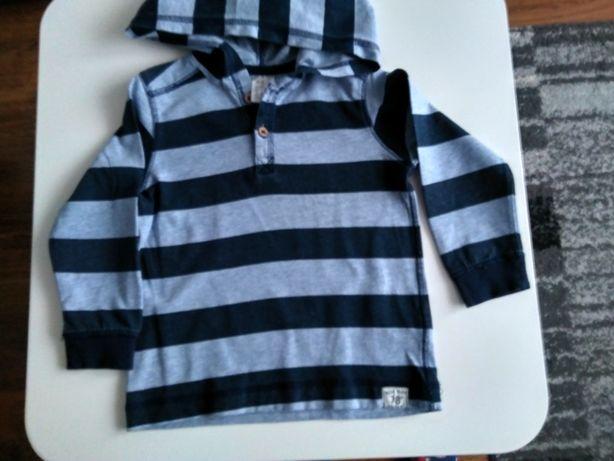bluzka bluzeczka cool club 5 sztuk 86cm