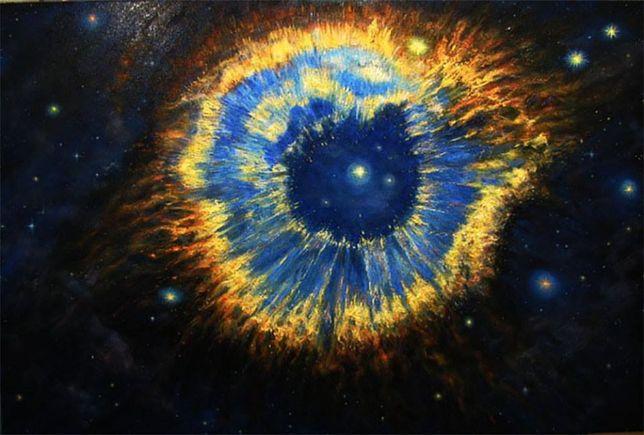 Картина Взгляд Вселенной
