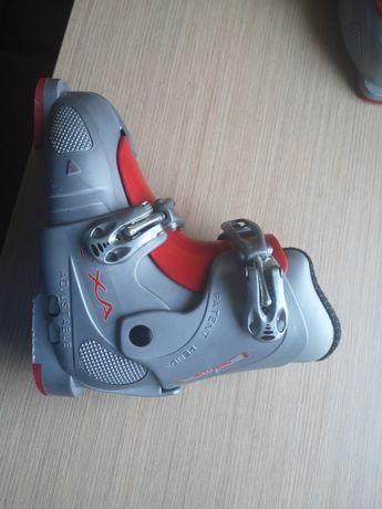 Buty narciarskie dziecięce