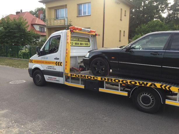 Pomoc drogowa, Laweta - holowanie 24/7 ! Lubelskie ! Biała Podlaska!