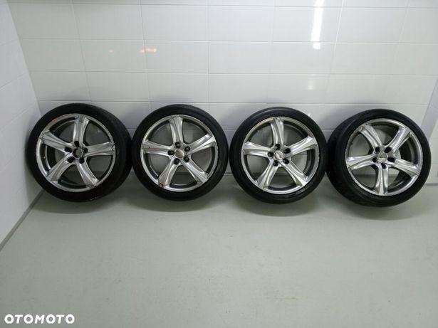 ALU + Opony 235/40/18 R18 5x112 Audi VW Opony DOT 1117 2017r