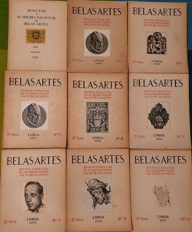 Revista e Boletim da Academia Nacional de Belas Artes