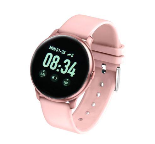 Zegarek Smartwatch WAC 78 RÓŻOWY iOS android pulsoksymetr