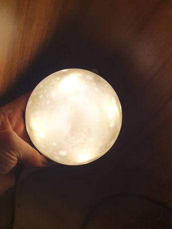 Lampa nocna księżyc EXO TERRA full moon automat