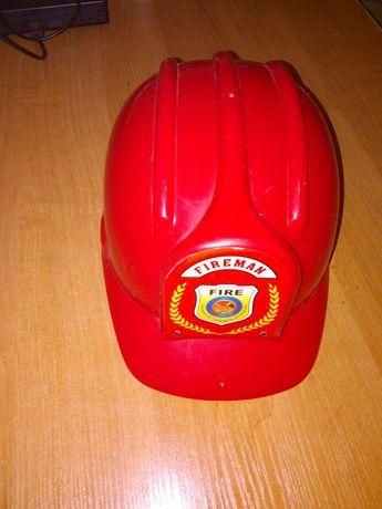 Kask strażacki dla dzieci