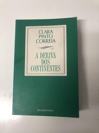 Livro de Clara Pinto Correia
