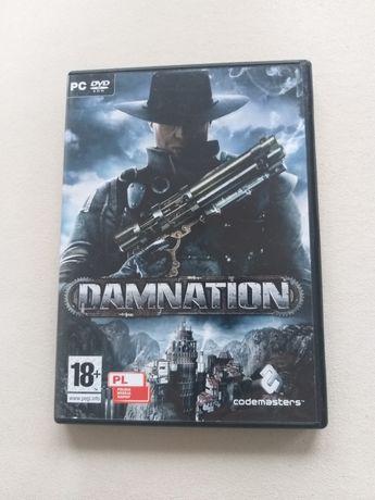Gra komputerowa na PC Damnation nowa