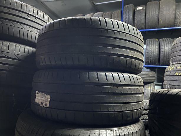лето 225/45/17 2018г Michelin Pilot Sport 4 шины 2шт