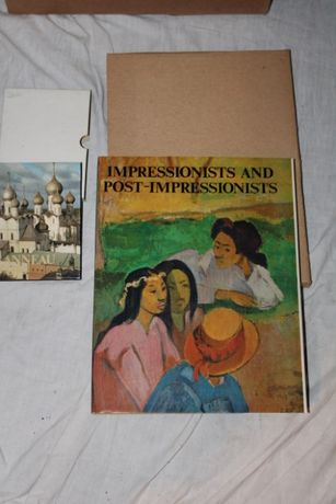 Inpressionists And Post - Inpressionists