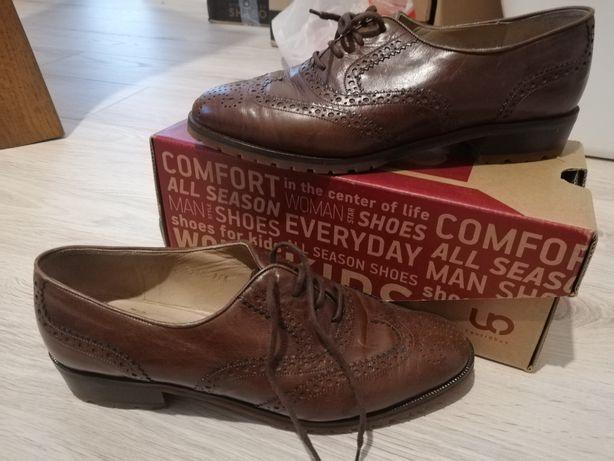 Туфлі. Взуття. Жіночі нові. Шкіра