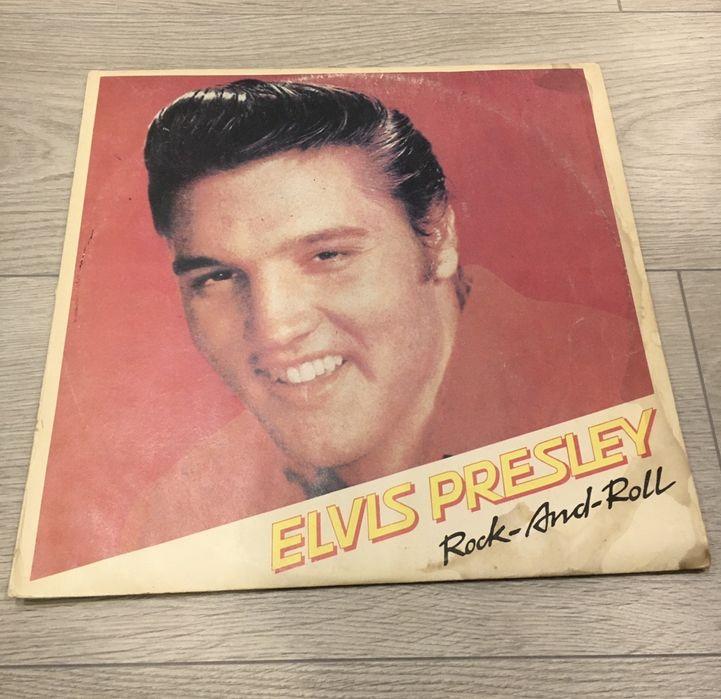 Виниловая пластинка Elvis Presley Rock And Roll Вишневое - изображение 1