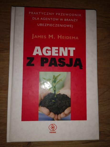 Agent z PASJĄ James Heidema ubezpieczenia