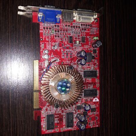 Продам видеокарту Radeon 9600 Pro 128MB