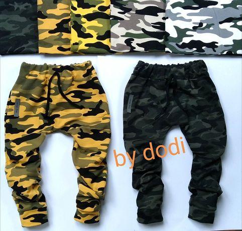Moro 5 kolorow , spodnie, baggy, czapki, kominy