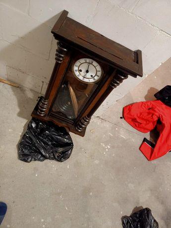 Zegar antyk niemiecki mechanizm
