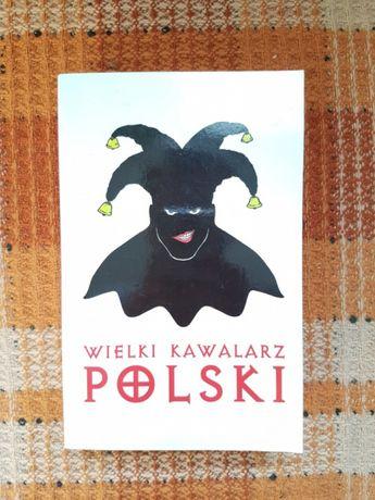 Wielki kawalarz polski książka NOWA