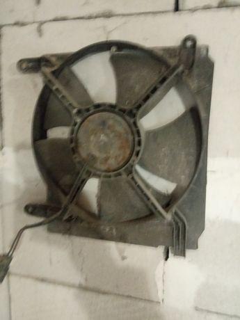 Вентилятор ланос