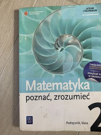 Matemtyka poznac zrozumiec 2