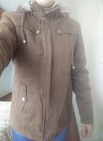 Куртка на подростка осень-зима