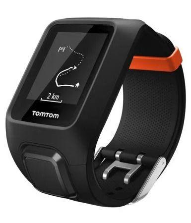 Часы фитнес трекер TomTom Adventurer black/ orange