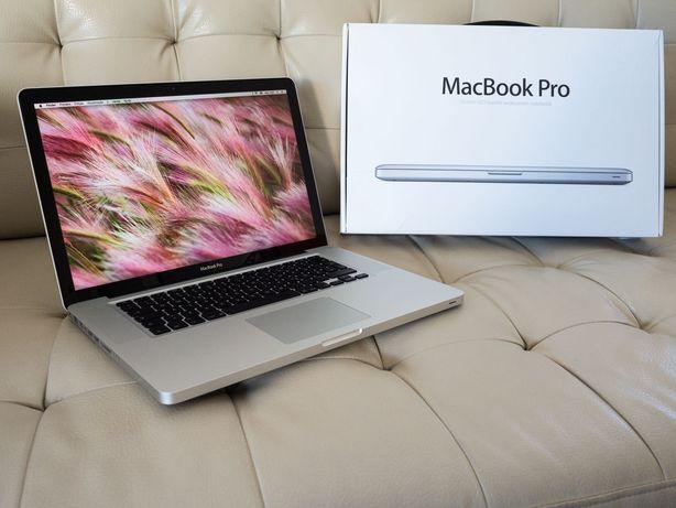 1TB SSD | Macbook Pro 15 | 16GB RAM | Quad i7 a 2.6GHz (como novo)