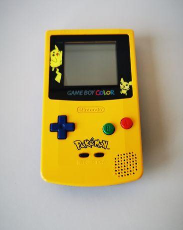 Gameboy color Pokémon edition