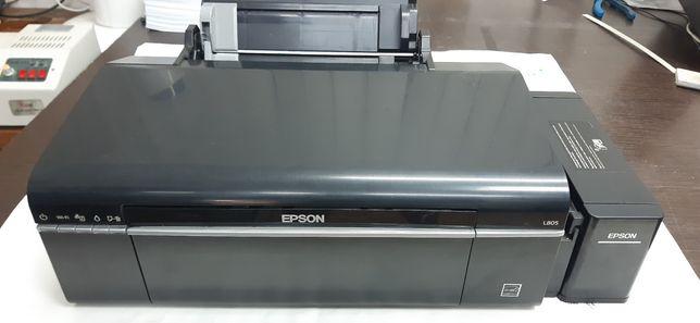 Принтер Еpson L805