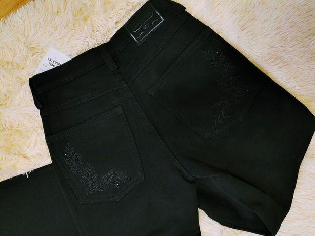 Женские плотные брюки на толстом флисе.