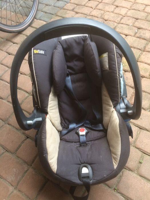 Fotelik samochodowy nosidełko beSafe izzy sleep Chojna - image 1