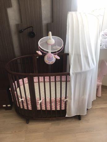 Детская кроватка Stokke