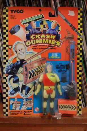 Figura Crash Dummies Vintage