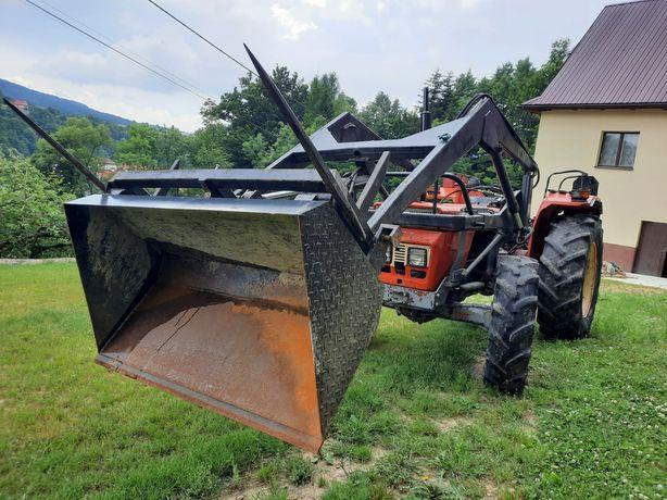 Traktor 4x4 SAME MINITAURO 60 (C360) w bardzo dobrym stanie techniczny