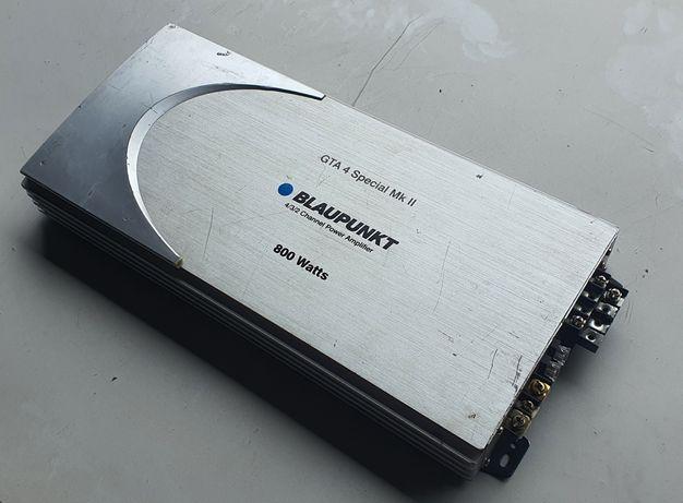 Wzmacniacz samochodowy Blaupunkt GTA 4 SPECIAL MKII 4x120W 2x200W
