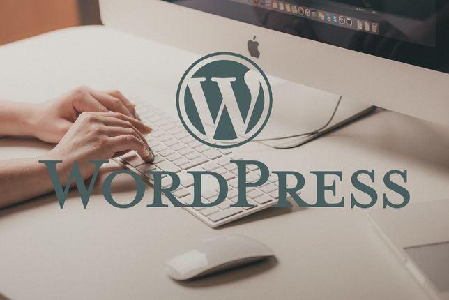 Strony internetowe od 300zł • Tworzenie stron WWW • Sklepy • WordPress